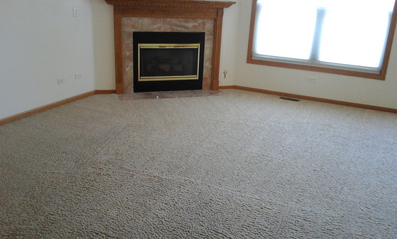 after carpet cleaning by Performance